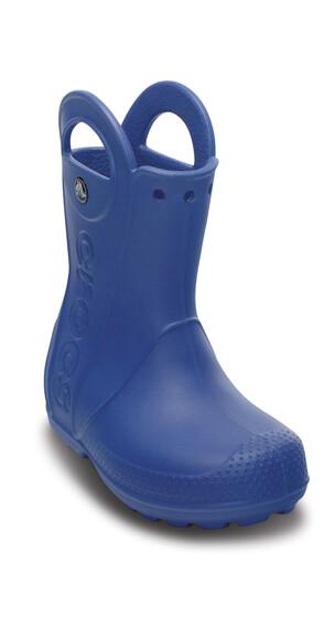 Botas Crocs Handle It Rain azul para niños